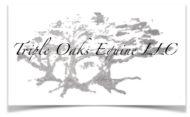 Triple Oaks Equine LLC Logo